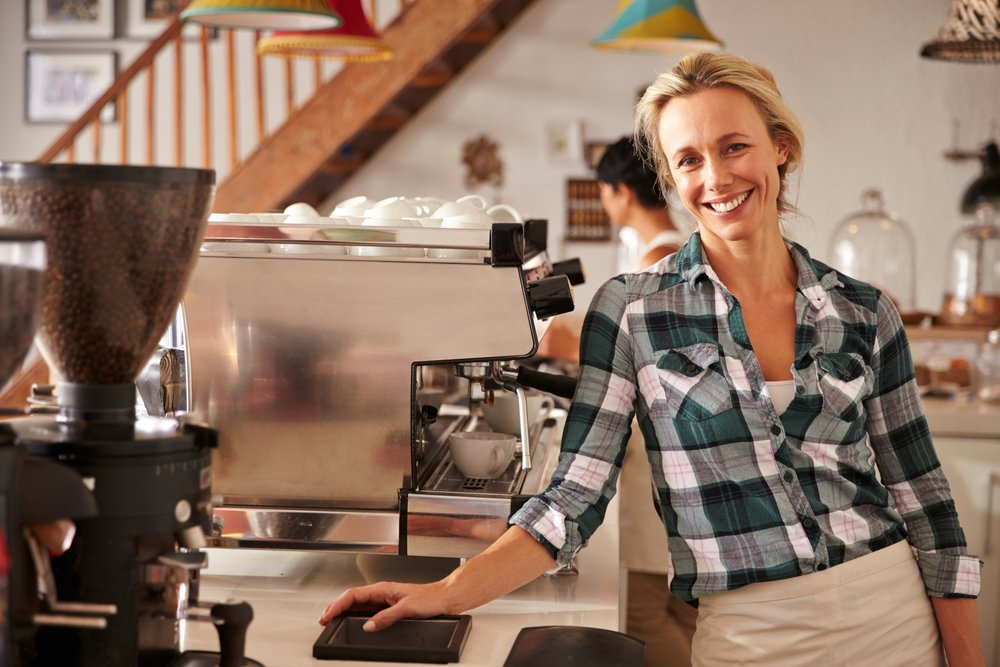 HIRE GOOD PEOPLE    FOR YOUR COFFEE SHOP   Find qualified candidates within 72 hours   Get Started