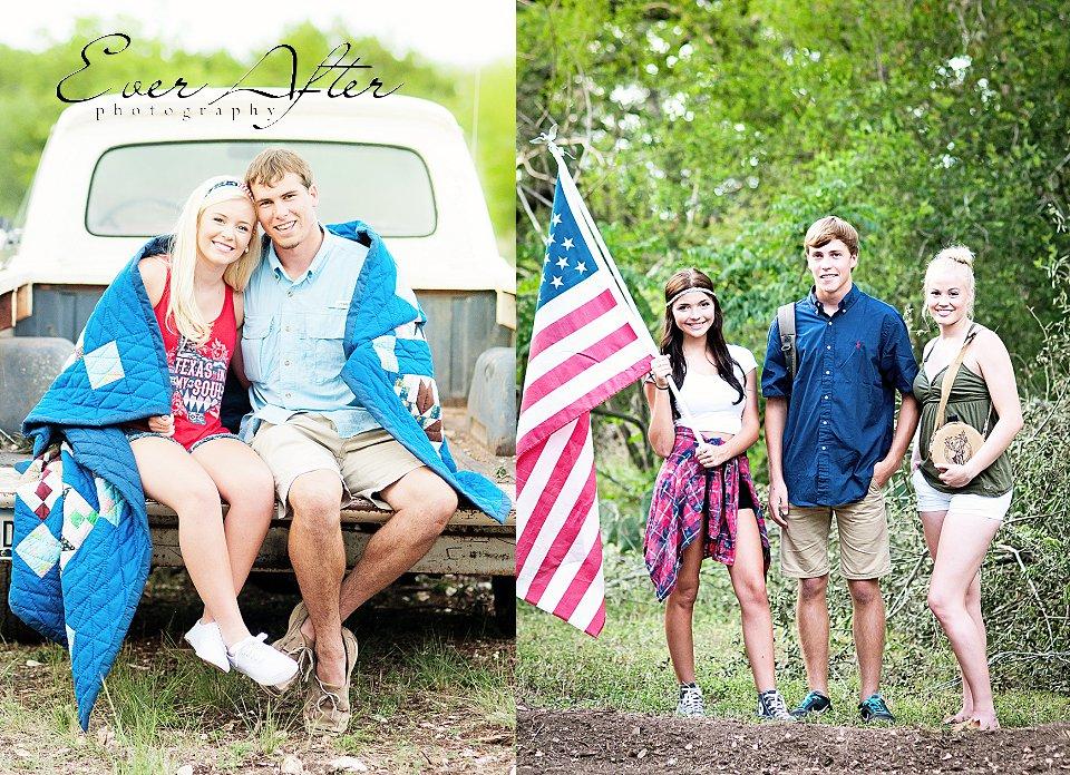 San Antonio TX Senior Portraits