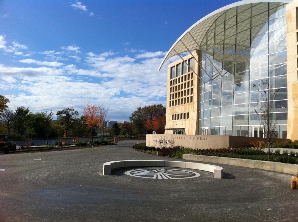 United States Institute Of Peace Balmori Associates