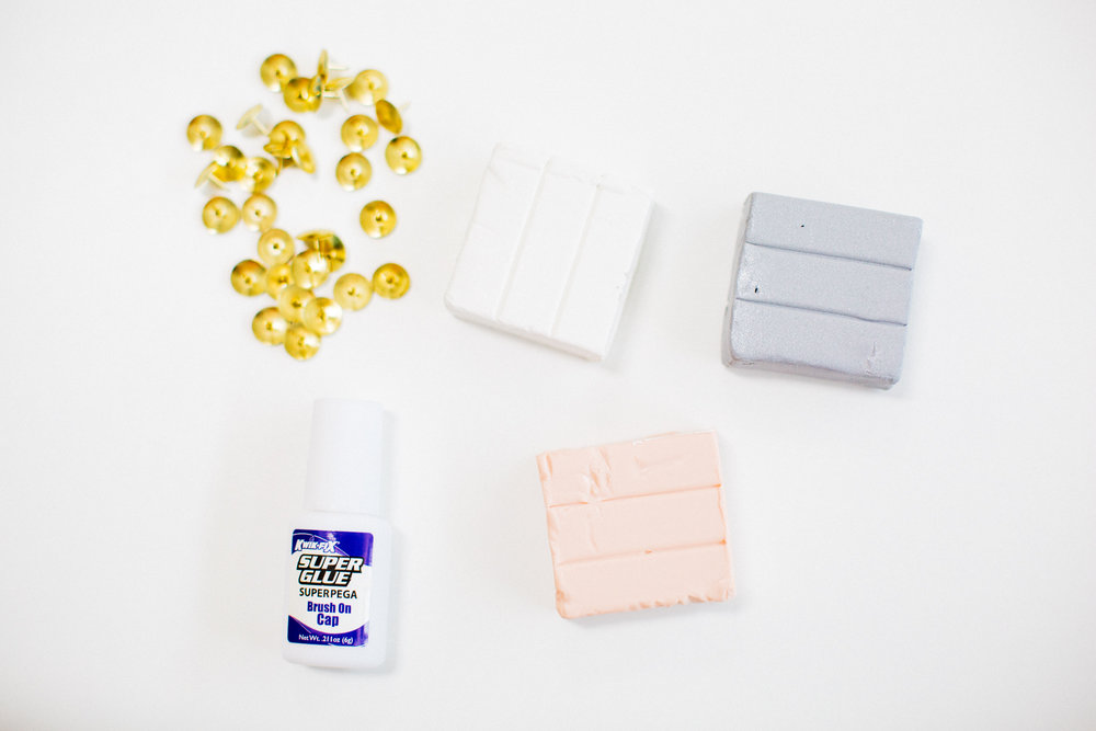 Paper Craft Pantry Fancy Thumb Tacks