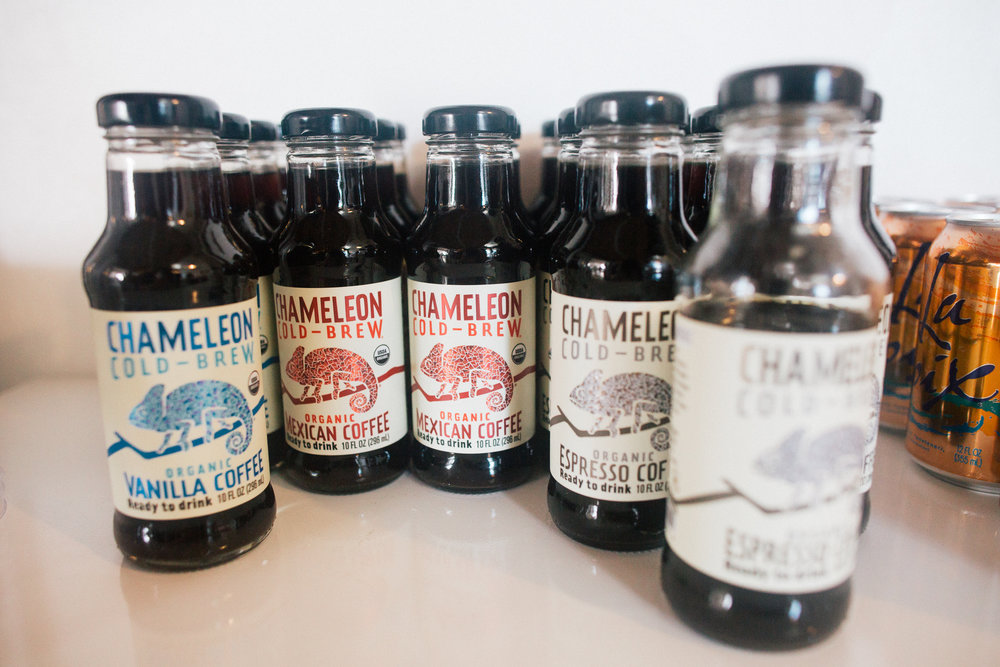 Paper Craft Pantry Blog One Year Recap Chameleon Cold Brew Sponsored Coffee