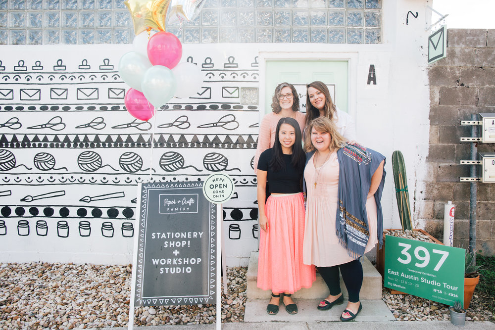 Paper Craft Pantry Blog One Year Bash Party