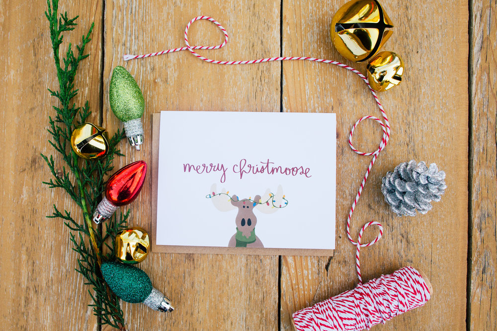 Christmas Card Snail Mail