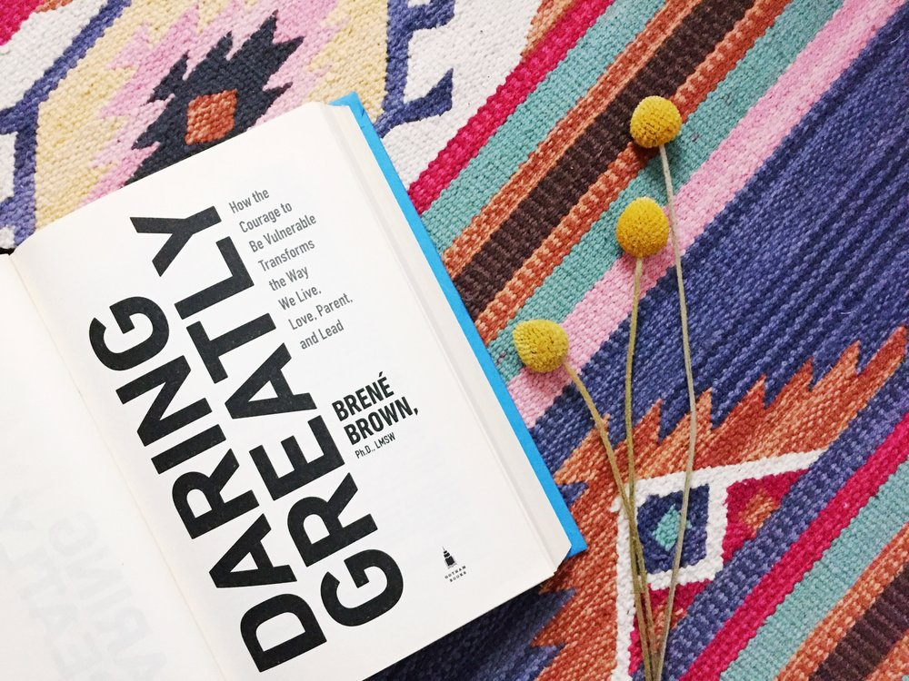Paper Craft Pantry ATX Book Club Daring Greatl