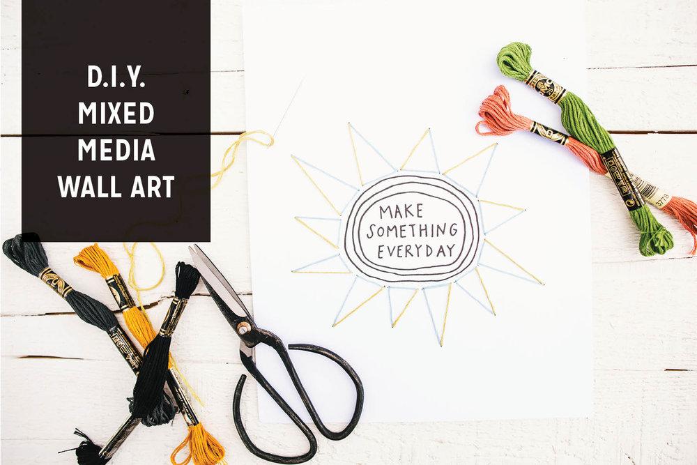 Paper Craft Pantry Blog Wall Art