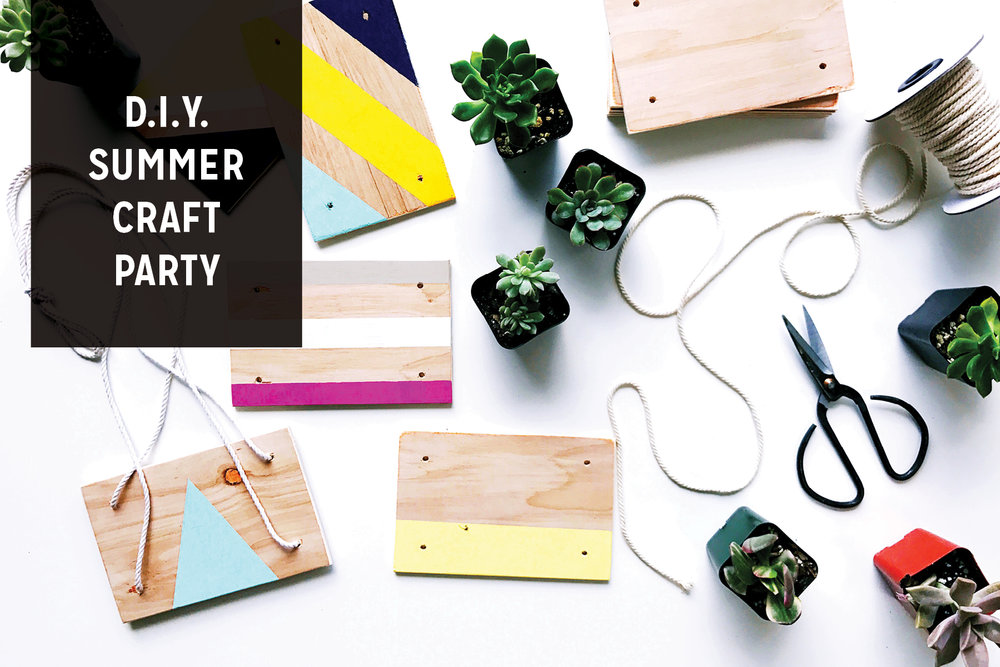 Paper Craft Pantry 2nd Annual Summer Craft Party Recap