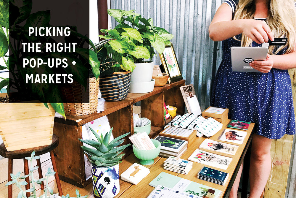 How to Know Which Pop-Ups and Markets are Best for your Small Business