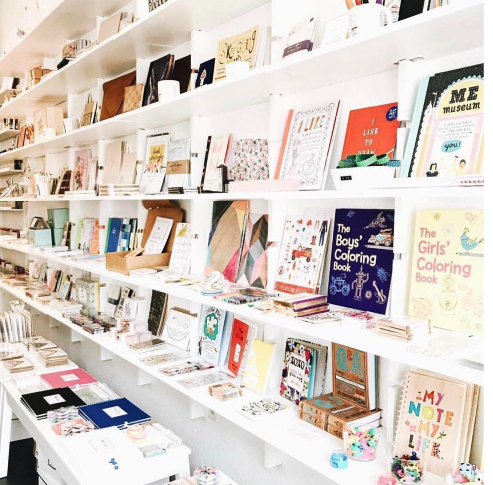 The Paper + Craft Pantry: 2017 Best stationery shops