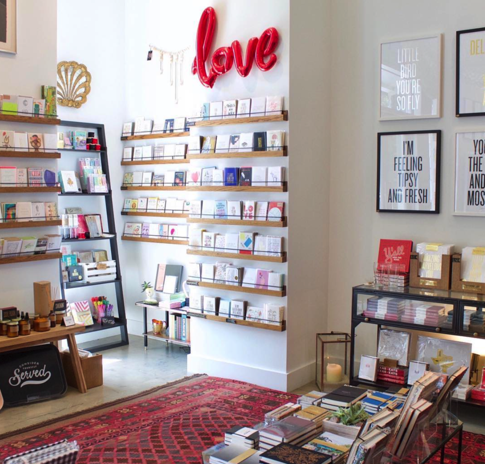 The Paper + Craft Pantry: Favorite paper shops in America.