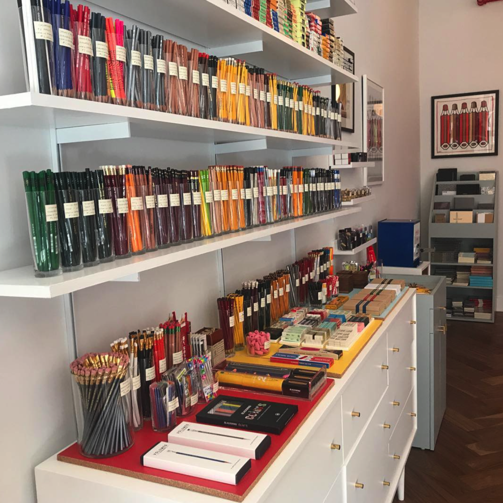 The Paper + Craft Pantry best stationery shop in New York.