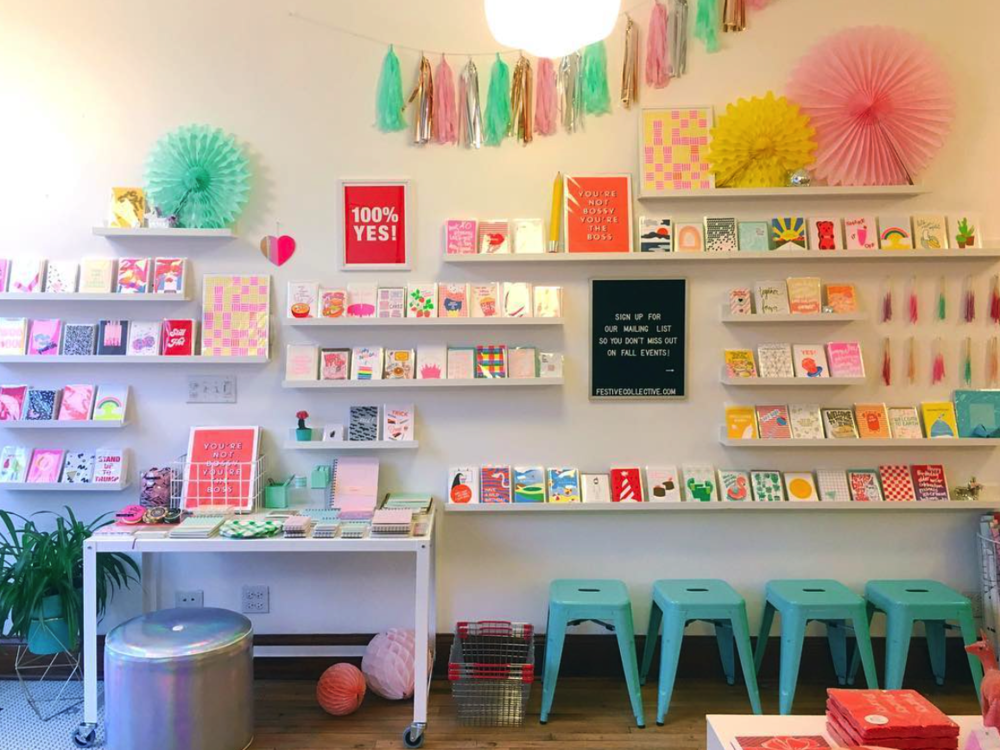 The Paper + Craft Pantry Blog: Favorite local shops.