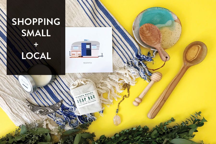 The Paper + Craft Pantry Small Business School Blog: Shopping Small + Local