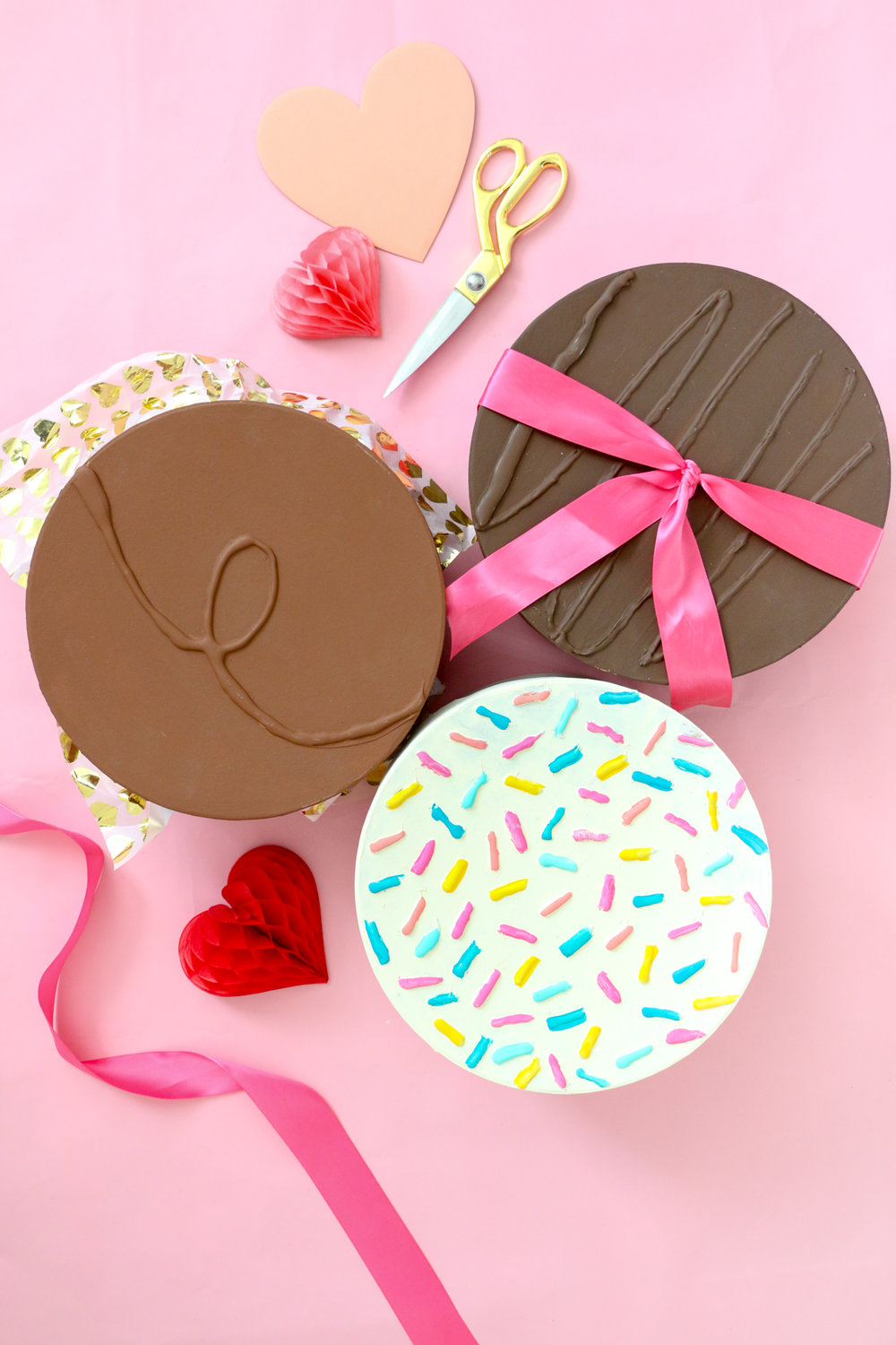 Paper Craft Pantry Blog: 2018 Valentine's D.I.Y Round Up Chocolate Boxes