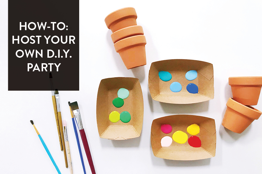 Paper Craft Pantry 2018 Summer Craft Party