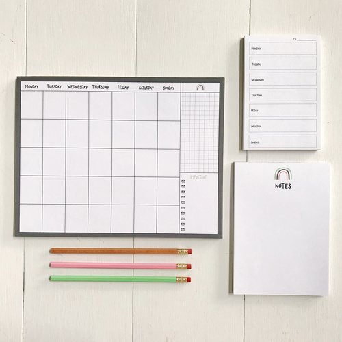 Notepads Desk Collection The Paper Craft Pantry