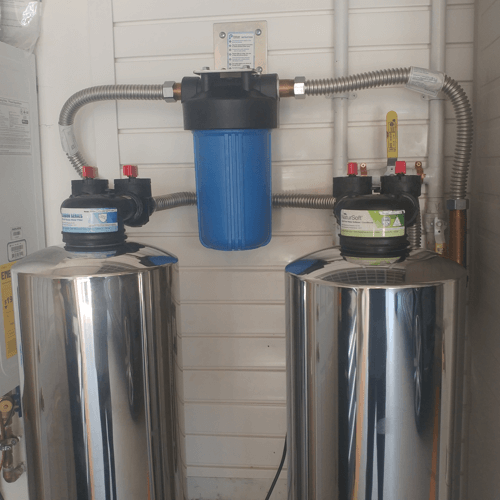 Home Water Filtering System