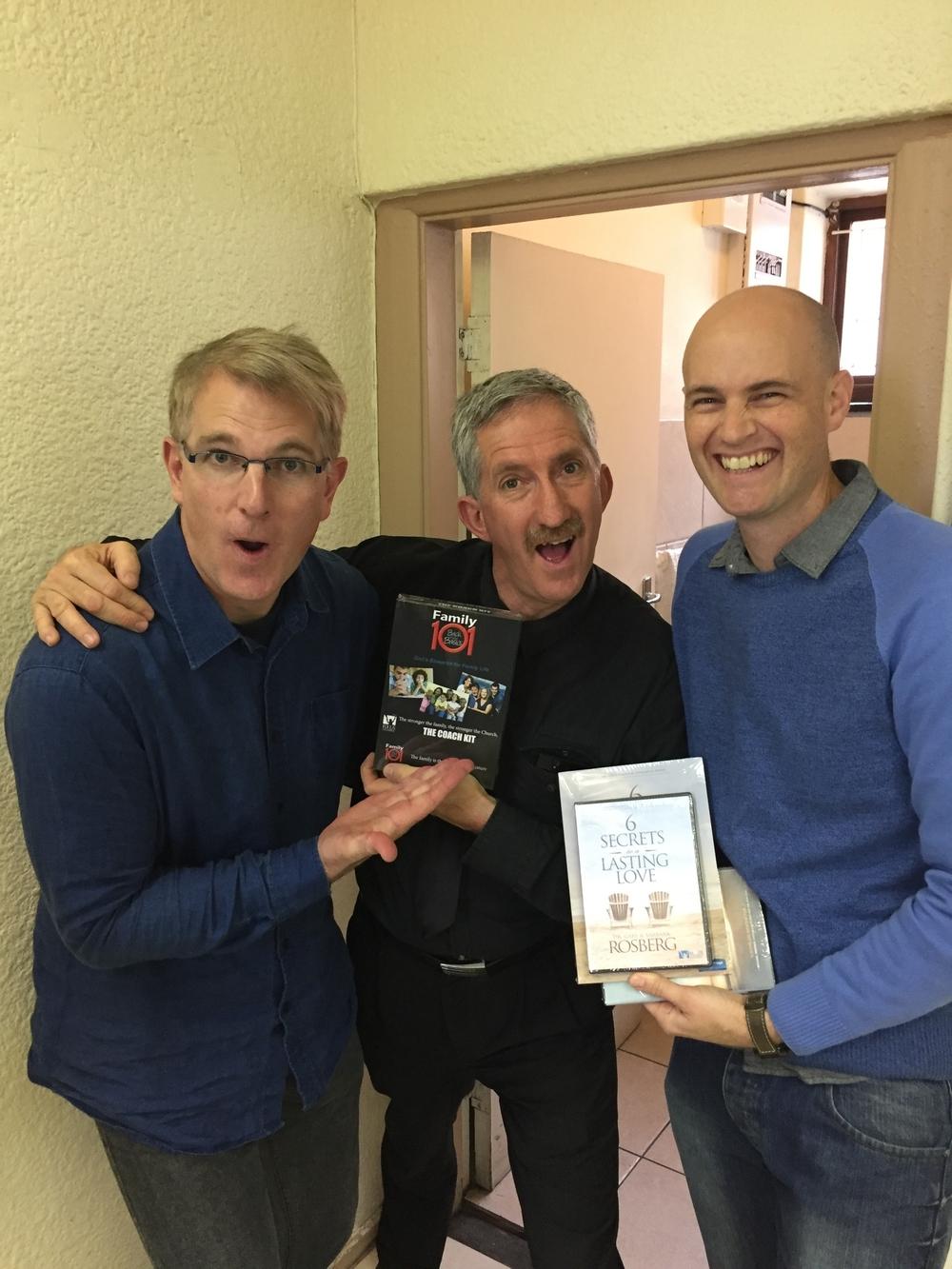 CCFM Radio Team-Jonathan, Sean, and Graeme-FOTF showcasing Church Kits.jpg