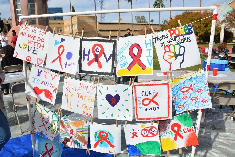 HIV/AIDS Stigma Reduction