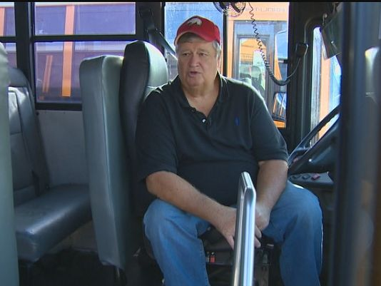 Crosby Bus Driver Protects Kids From Stranger KHOU.com September 2, 2015