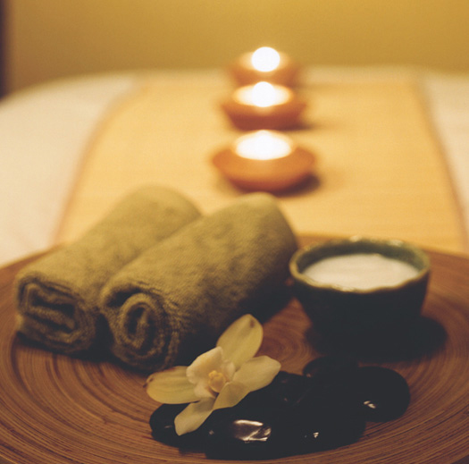 There are few gifts that are more nourishing than a massage. Google spas and massage therapists in your area and make someone's holiday extremely special and relaxing!