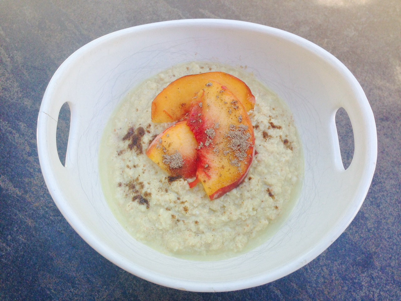 Start your day with a protein packed and nourishing bowl of goodness!