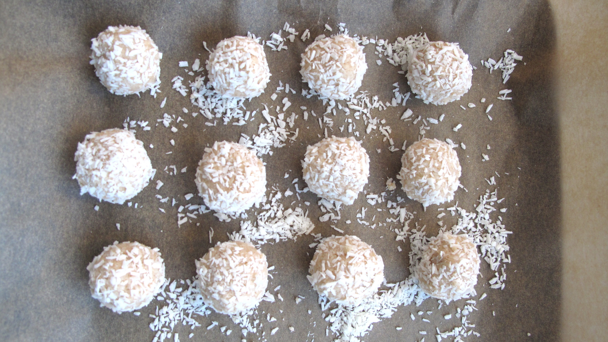Inspire romance with these delicious gluten-free snowballs.