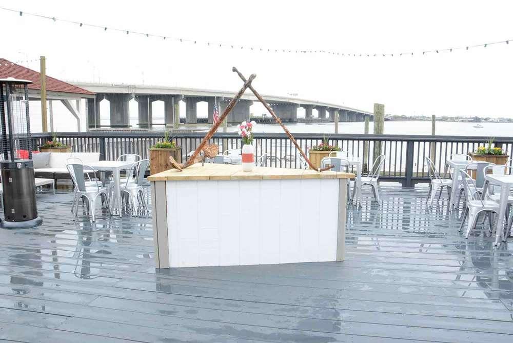 Kim Lewis Designs Bungalow Bar In Rockaway Beach