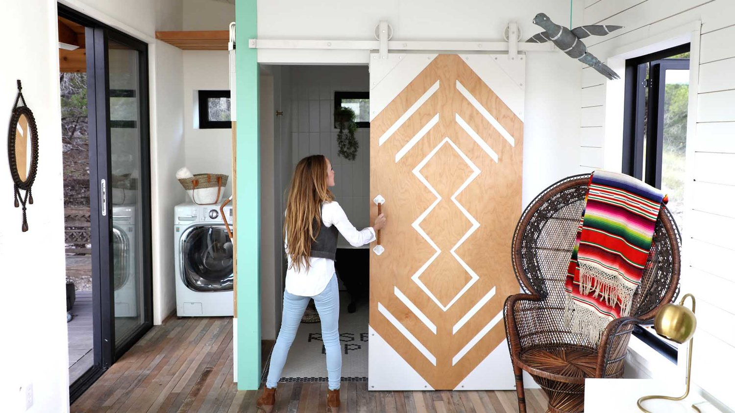 Kim Lewis Designs Rustica Hardware The Joshua Tree Barn Door