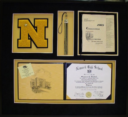 Diploma & Commencement Groupings are a specialty