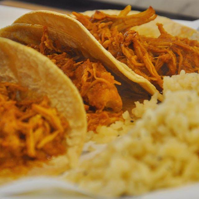 #Uff Tacos de cochinita de Polancochi. Todo el sabor de #Yucatán en #Polanco #CDMX #CochinitaPibil #Tacos #BajoElPuente