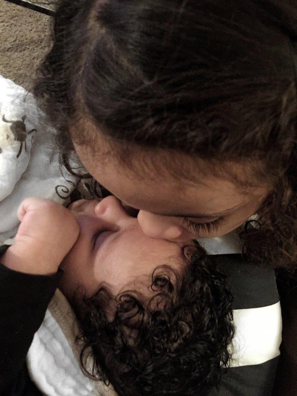 Kisses for days!