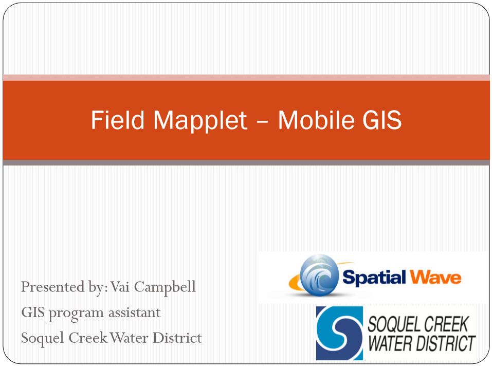 Vai Campbell - Soquel Creek Water District