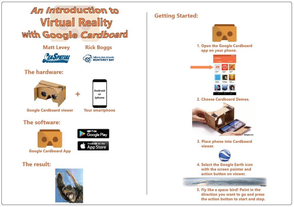Google Cardboard Demo