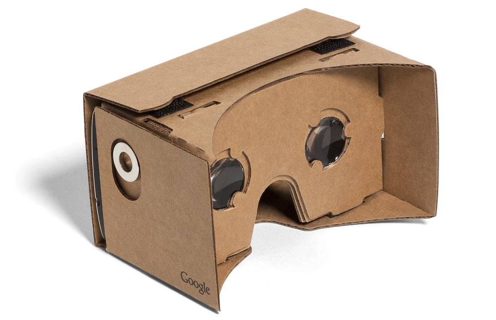 Google Cardboard is where it's at!