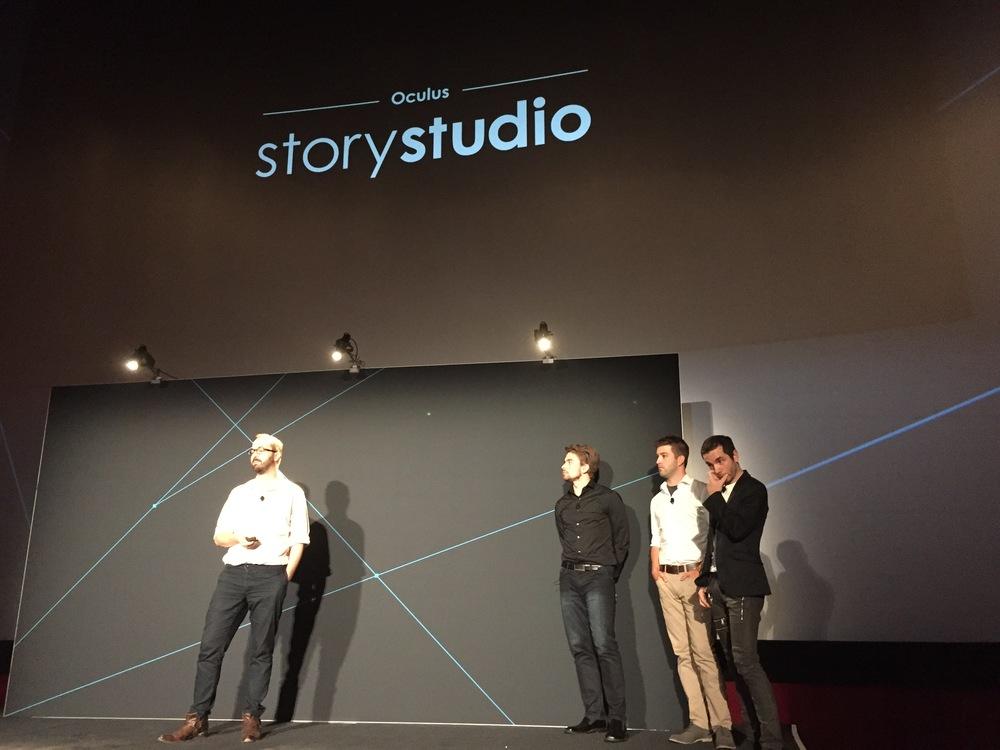 Oculus Story Studio Team