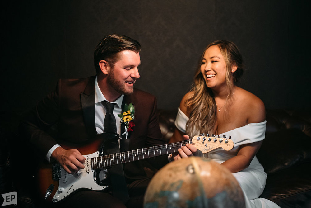 Derek + Allison Wedding Day