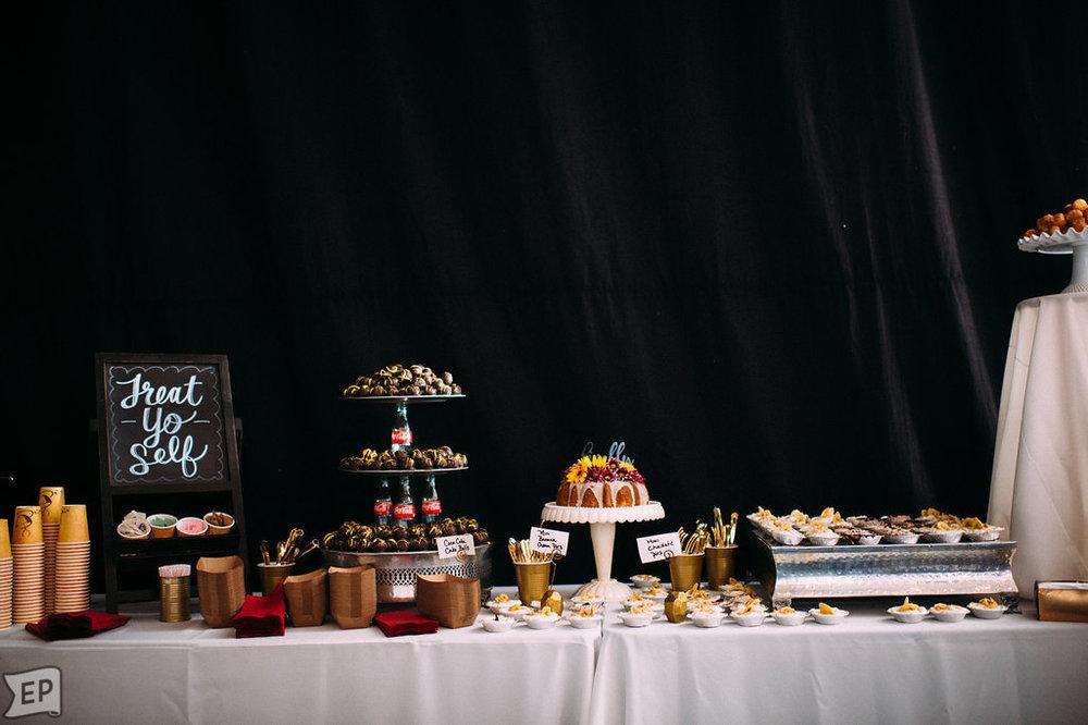 Dessert Table Goals