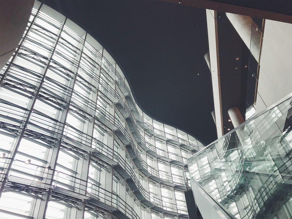 Tokyo Art Center | By Polygon Market