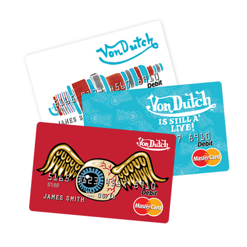 CARD.com debit cards