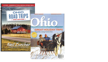"Featured in ""Ohio Road Trips"" & ""Ohio Magazine"""