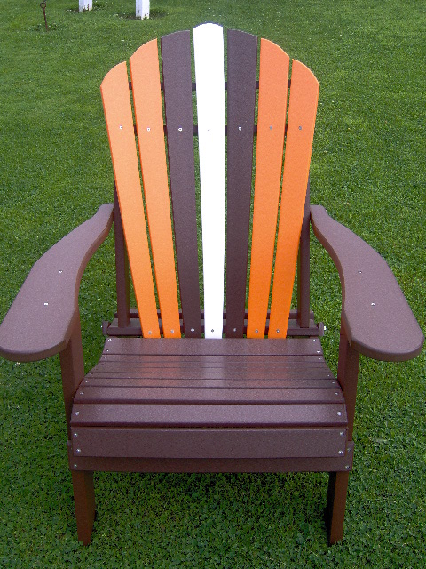 cleveland browns adirondack chair polywood - Polywood Adirondack Chairs