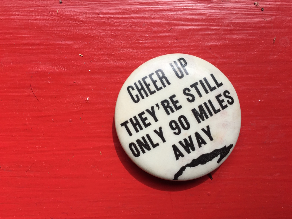 Vintage pin found on Ebay