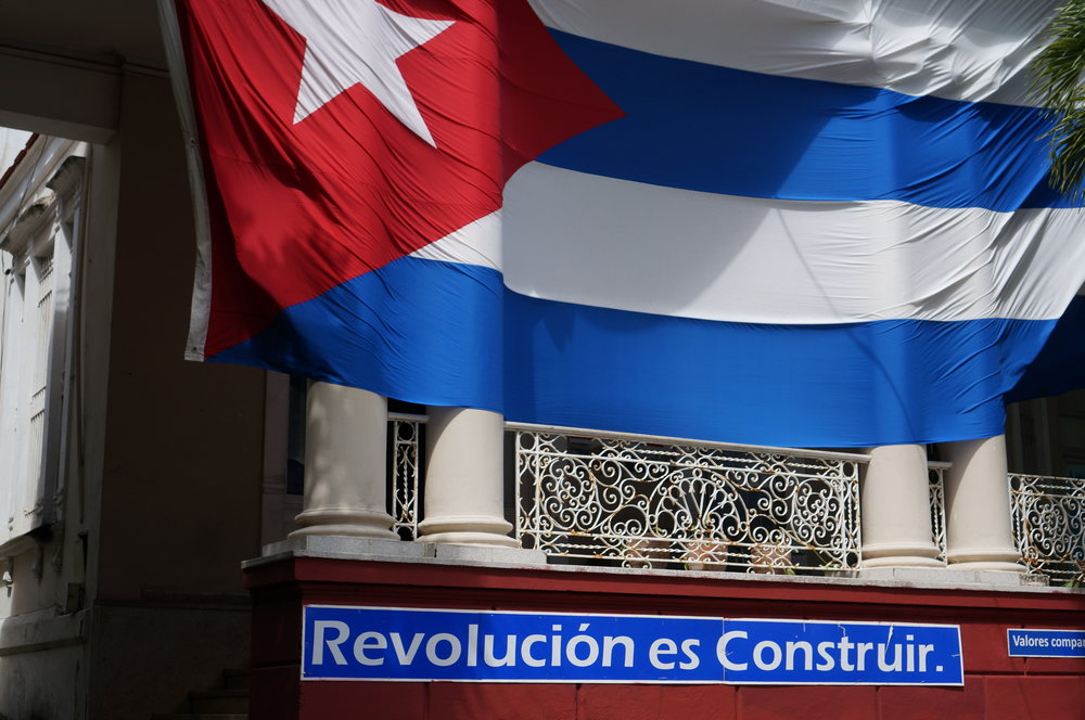 """""""Revolution is to Build"""""""