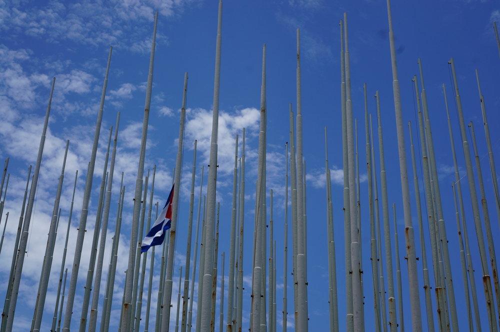 El Monte de las Banderas