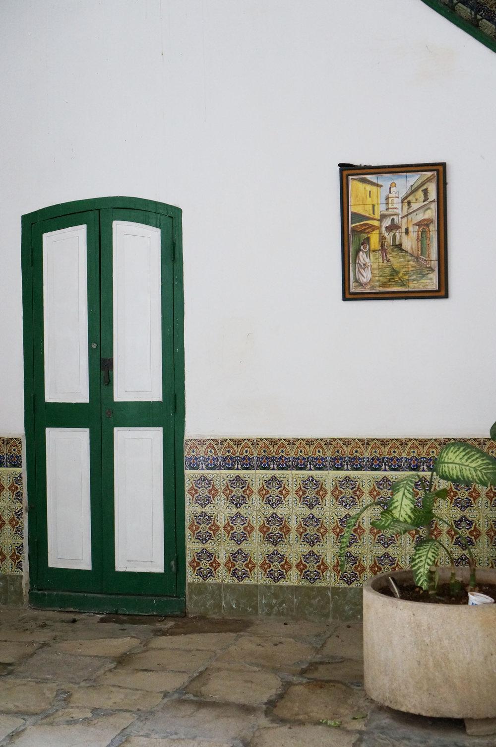 Casa de los Árabes