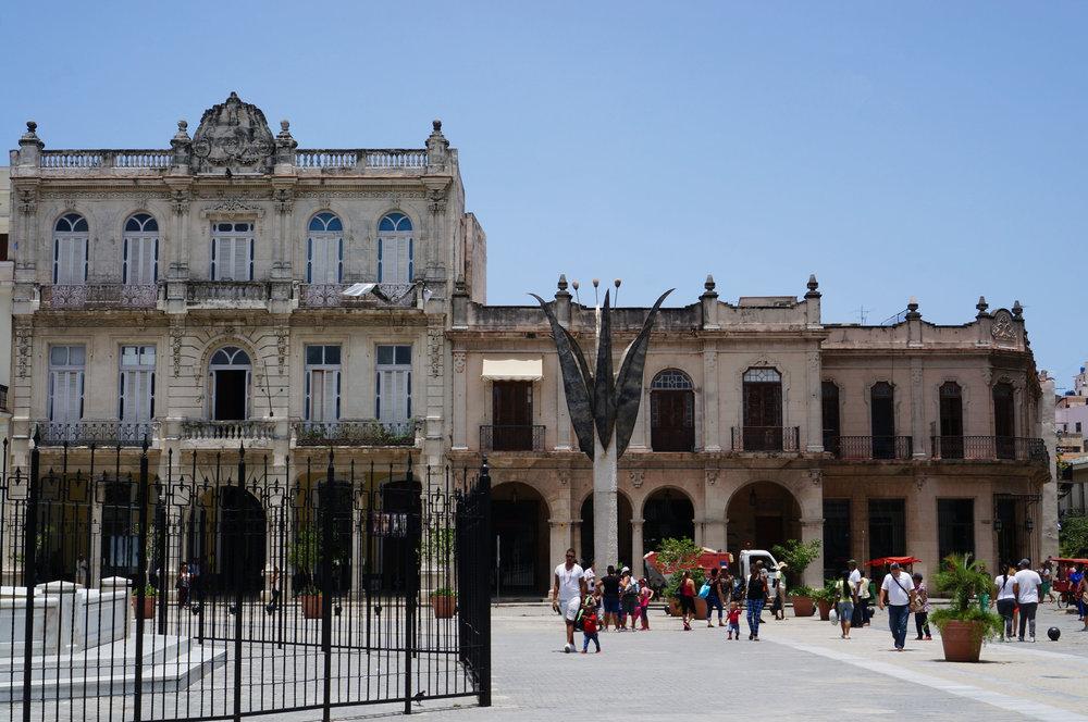 Plaza Veija