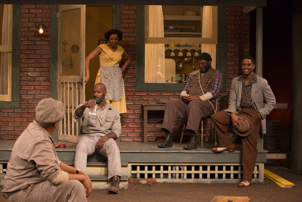 """symbolism in fences by august wilson essay Rescuing the tragic bully in august wilson's fences larry neal in """"the black arts movement"""" proposed """"a separate symbolism in his essay """"the."""