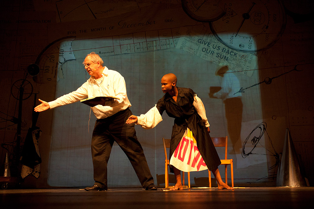 William Kentridge, Dada Masilo