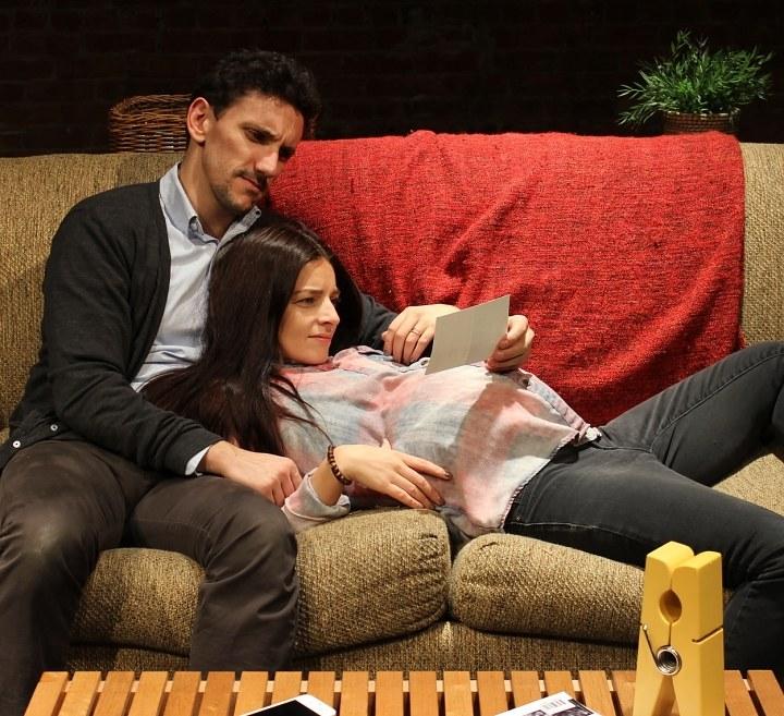 Christian Shaboo (Nick), Katelyn Marie Marshall (Colby)