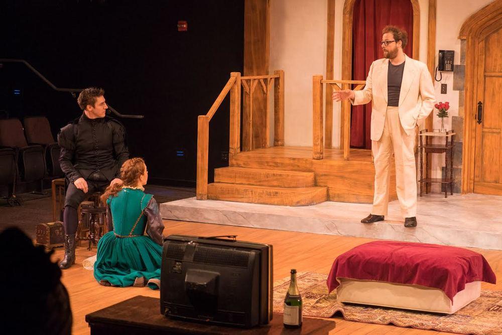Dan Whelton (Andrew), Susan Slotoroff (Deirdre), David Lanson (Gary)